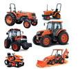 Thumbnail Kubota M108S Tractor Flat-Rate Schedule Illustrated Master Parts Manual
